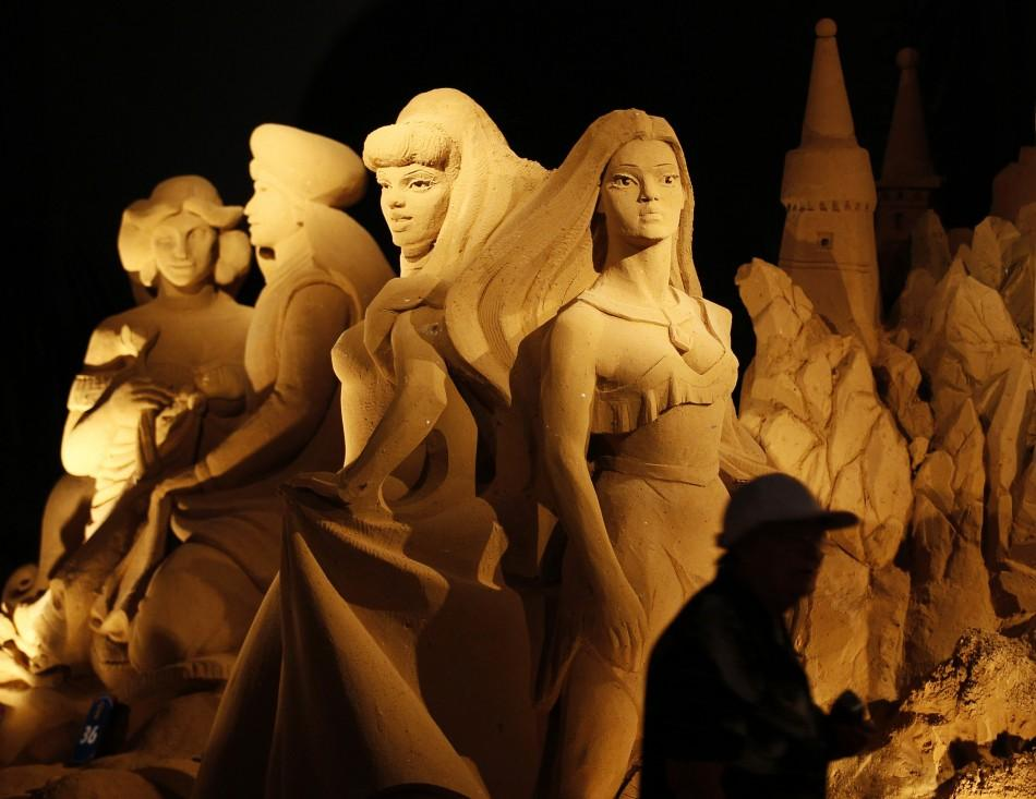 Sand Sculptures Festival in Blankenberge (1 of 8)