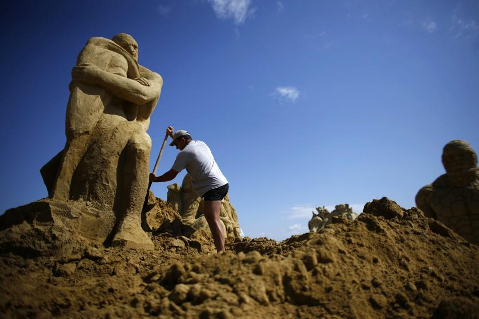 Sand Sculptures Festival in Blankenberge (4 of 8)