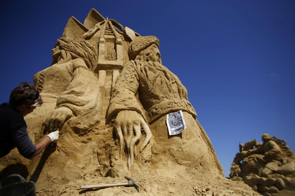Sand Sculptures Festival in Blankenberge (5 of 8)