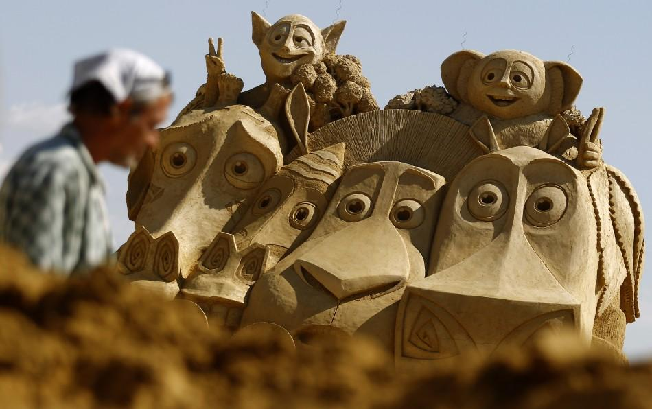 Sand Sculptures Festival in Blankenberge (7 of 8)