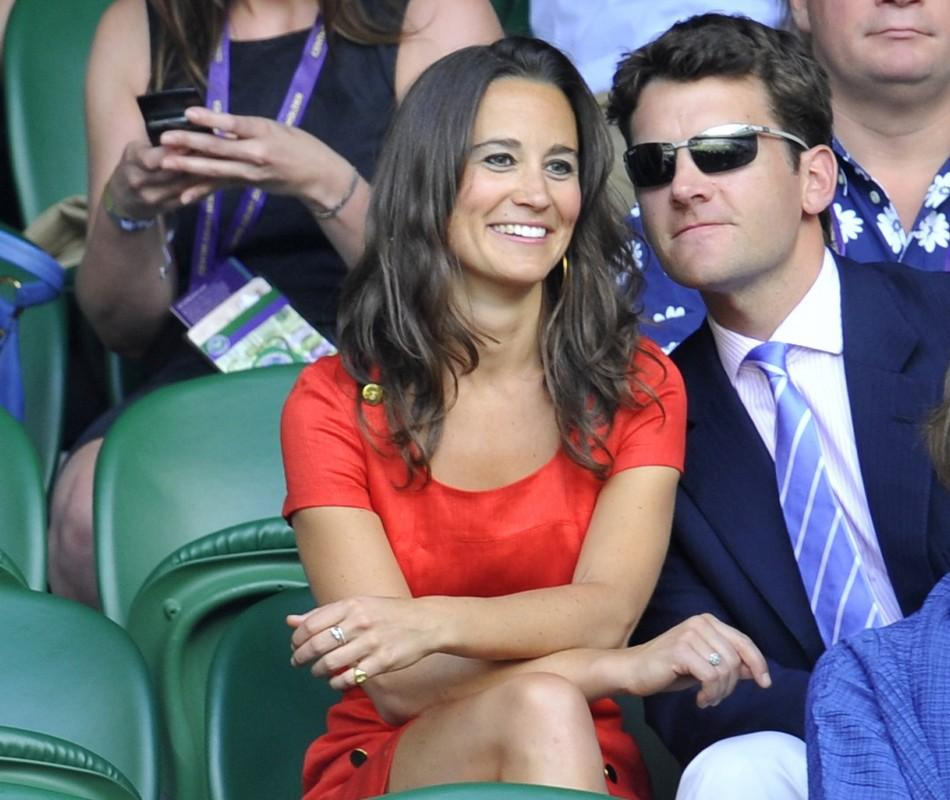 Pippa Middleton at Wimbledon