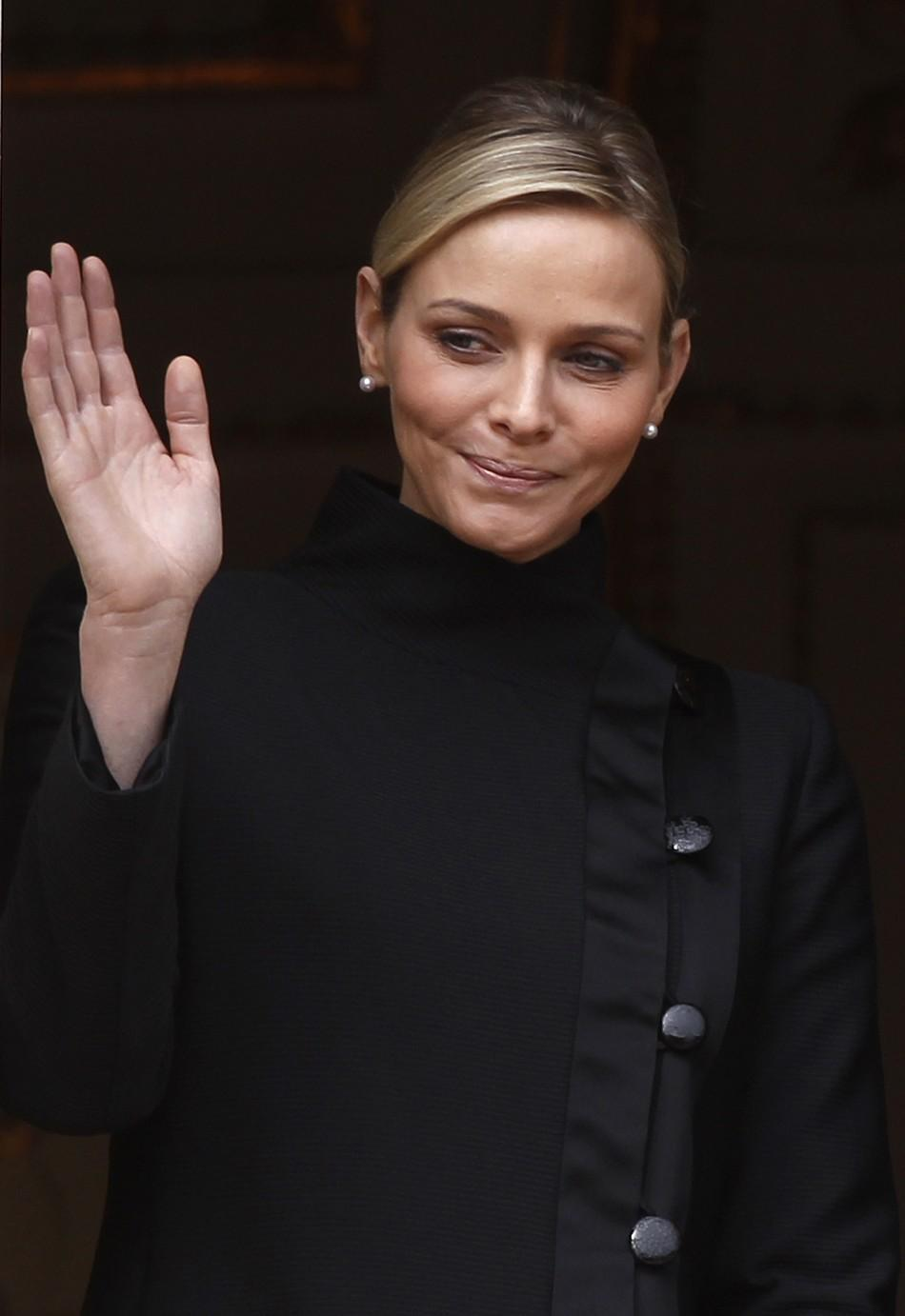 Charlene Wittstock's top 10 defining fashion moments.