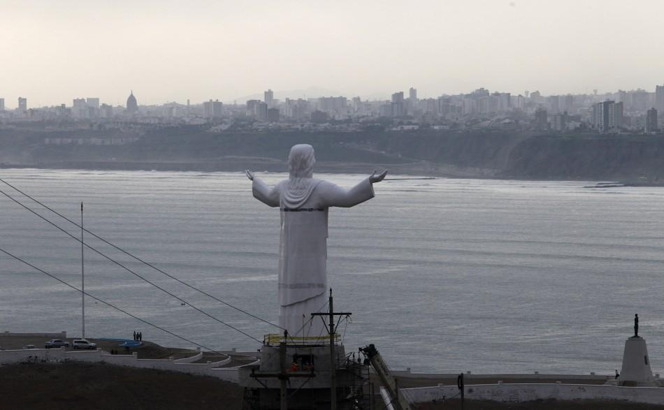 Christ of the Pacific