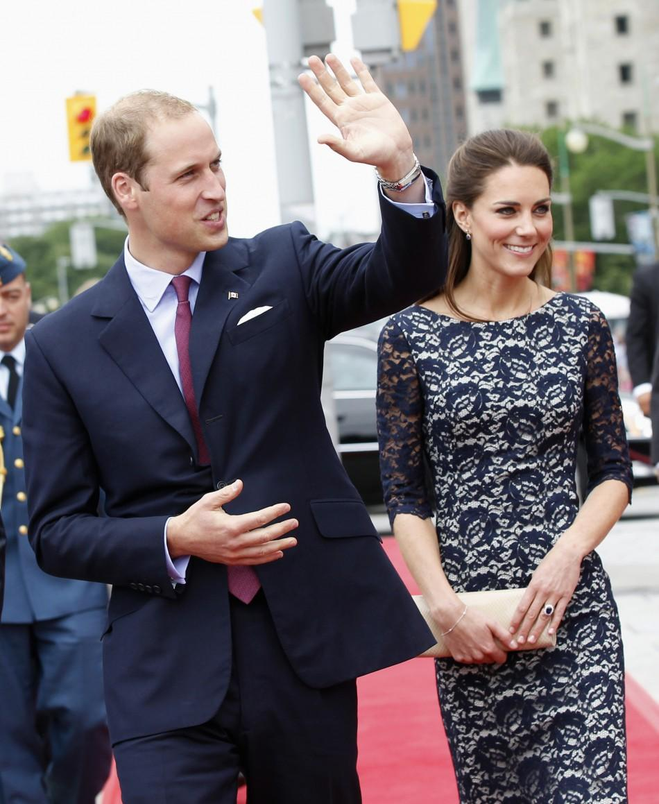 Kate Middleton makes diplomatic fashion choice during official Canada tour.