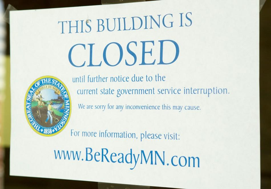 Minnesota Government Shutdown 2011