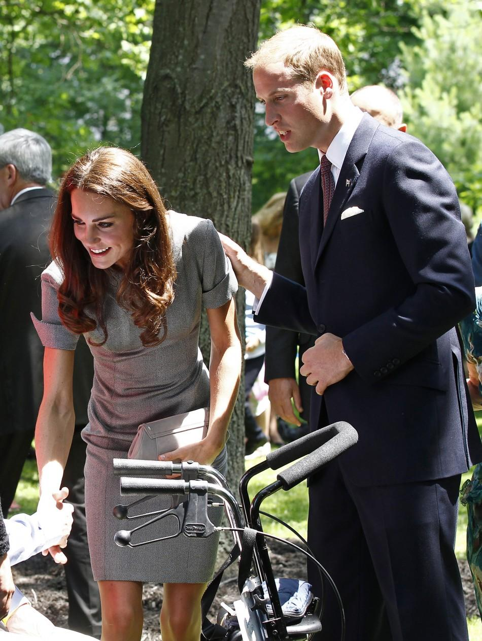 Dazzling Kate Middleton on Day 3 of Canada Royal Visit.