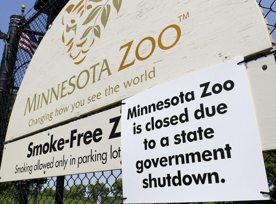 Minnesota Shutdown