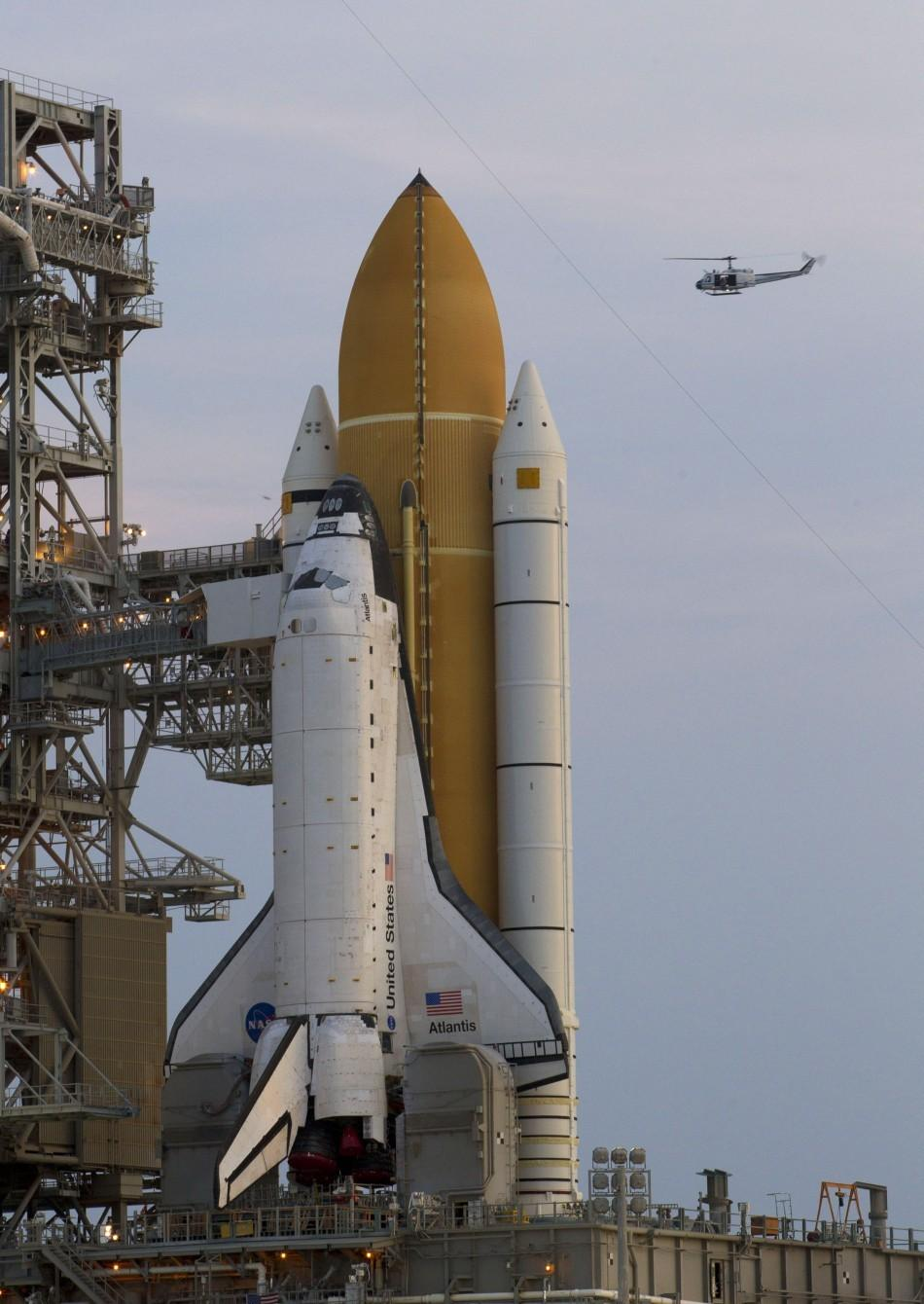 Space Shuttle Atlantis to End NASA Program