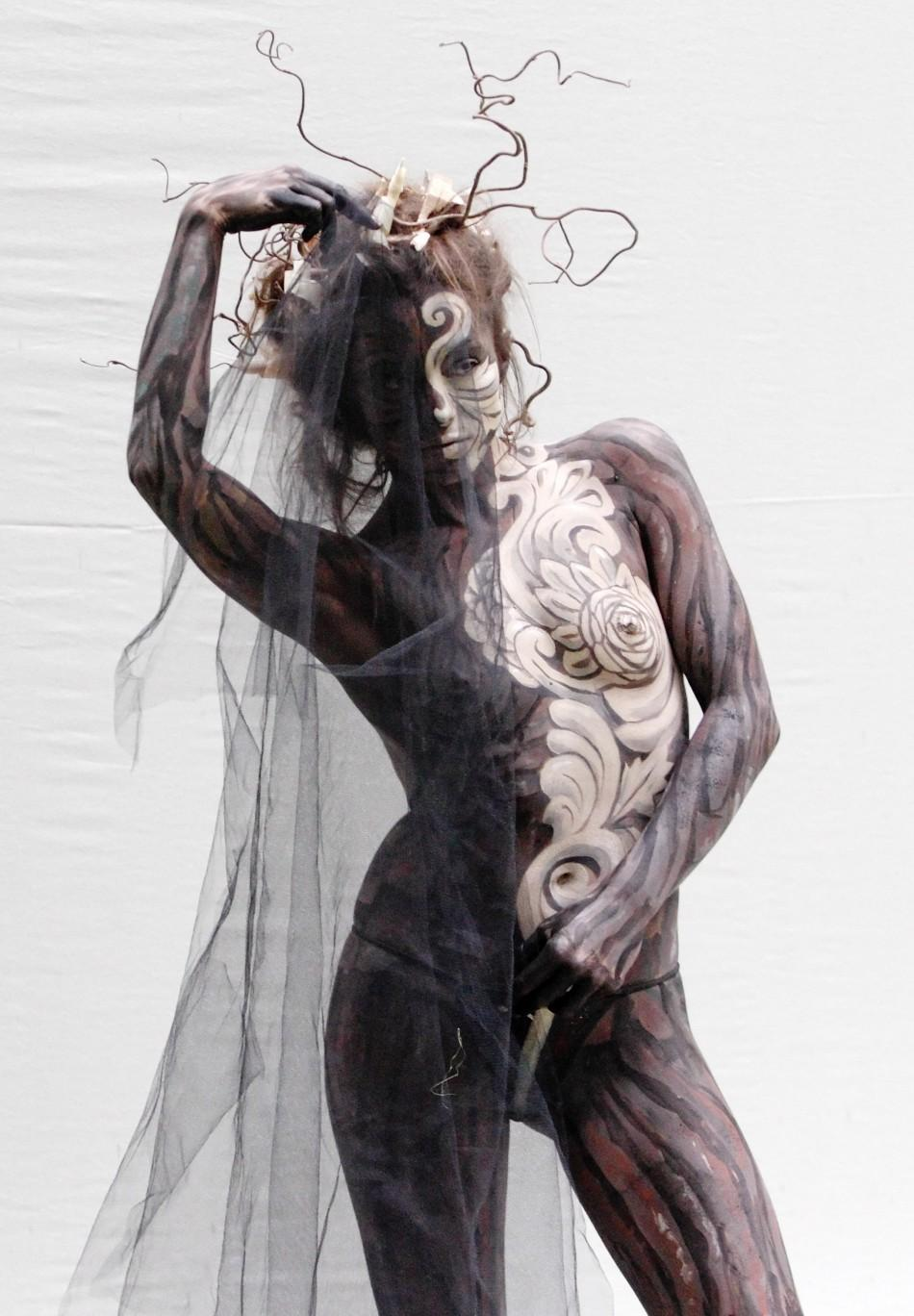 Human Body Painting Artists