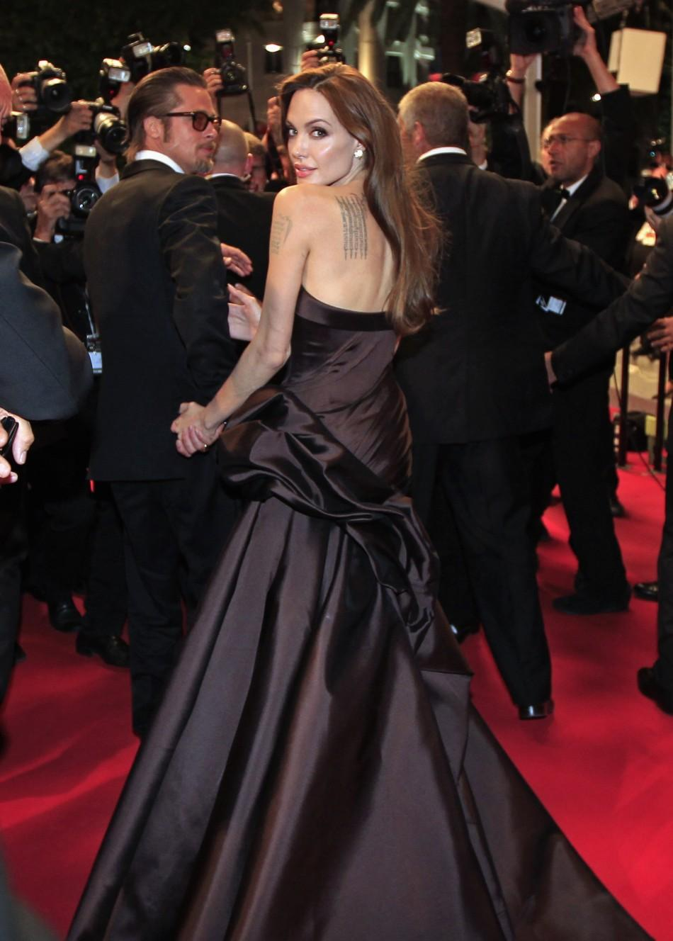 Angelina cannes