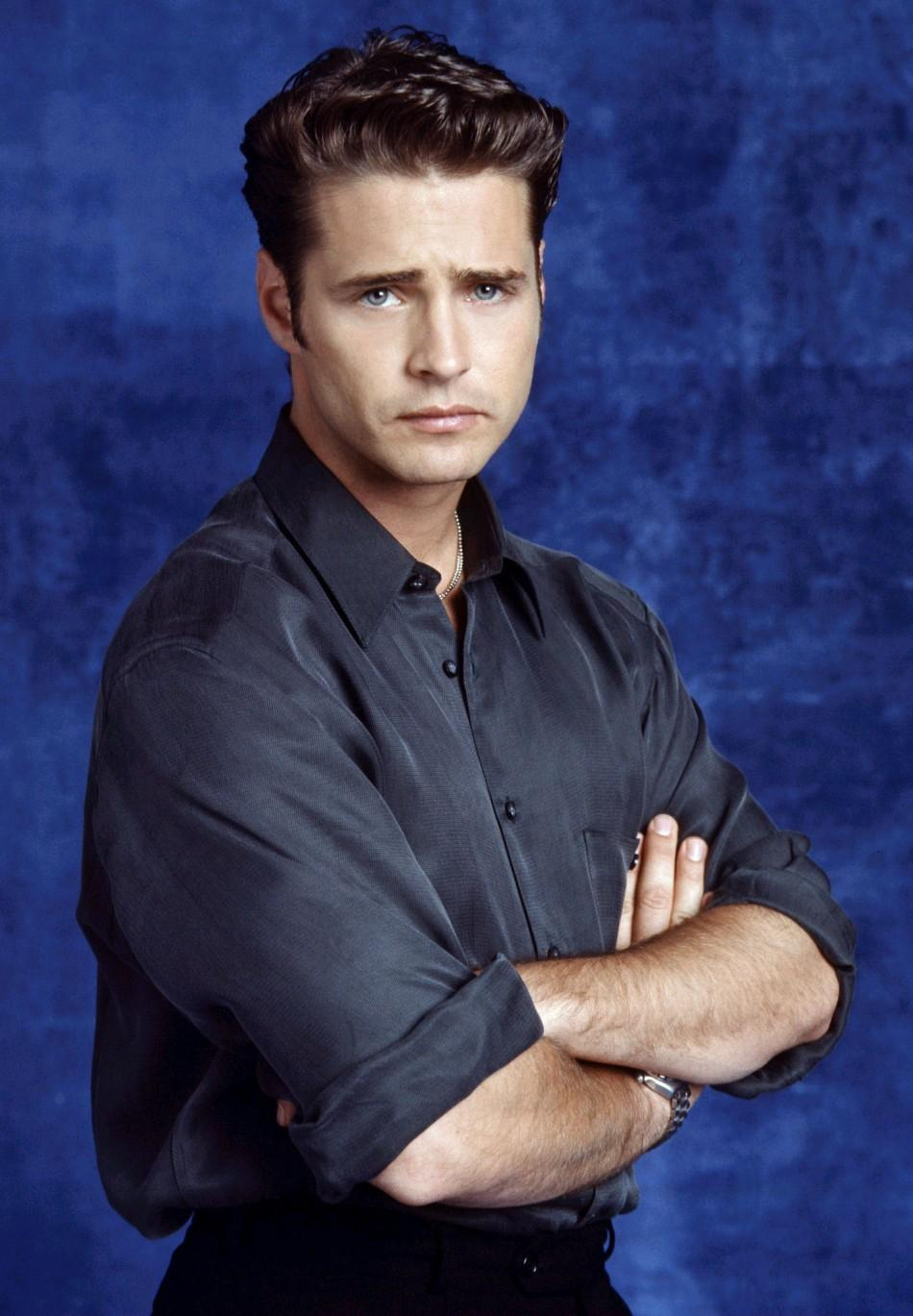 Jason Priestly part of Psych
