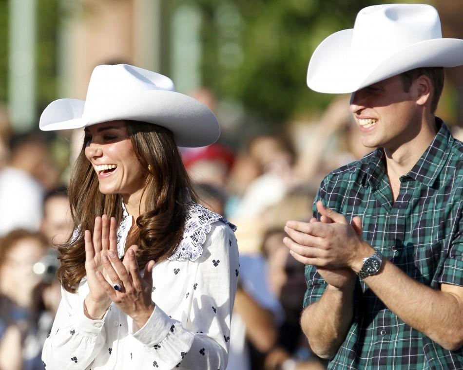 Atta Cowgirl Kate Middleton Embraces Rodeo Fashion At The