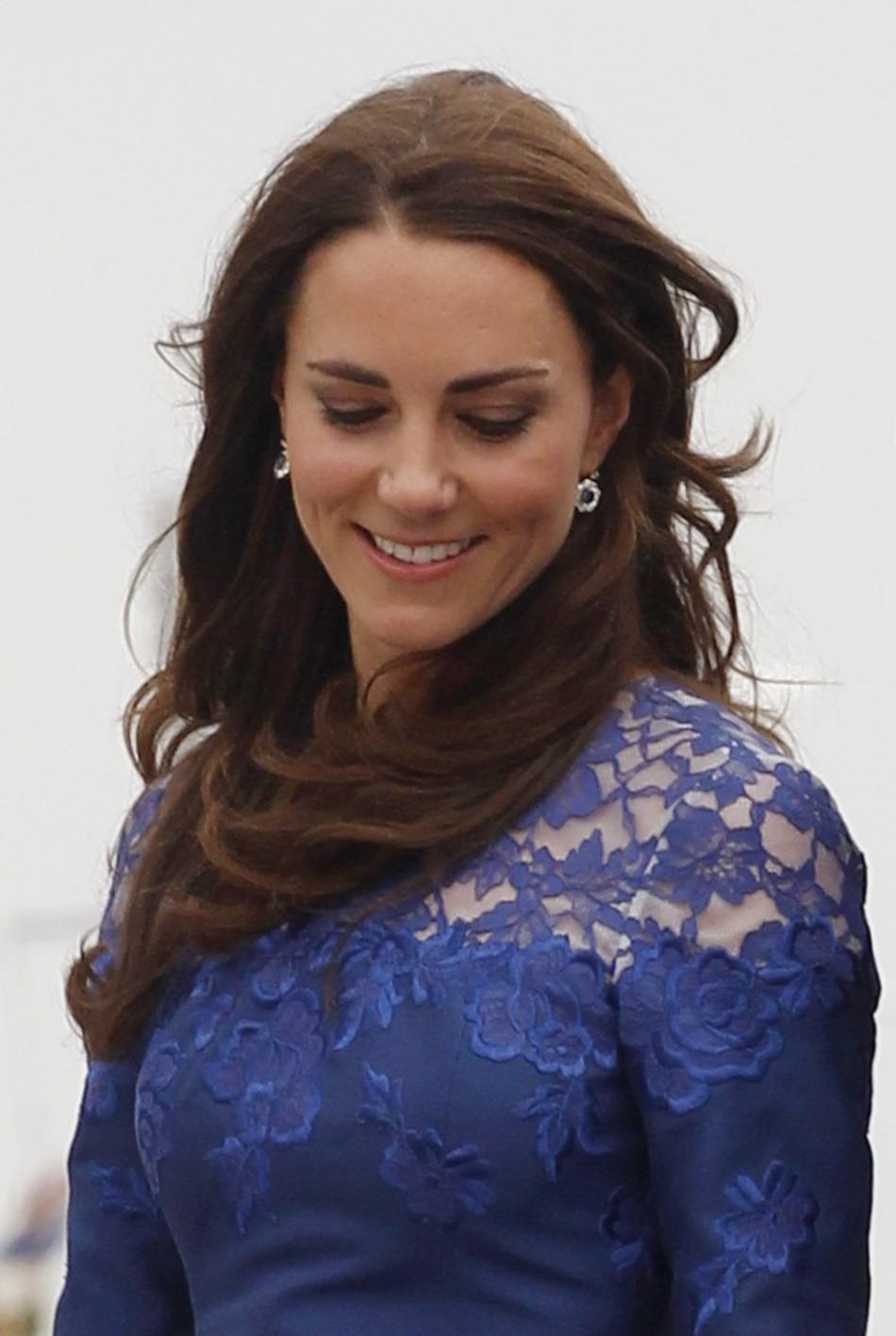 Kate Middleton, the Duchess of Cambridge