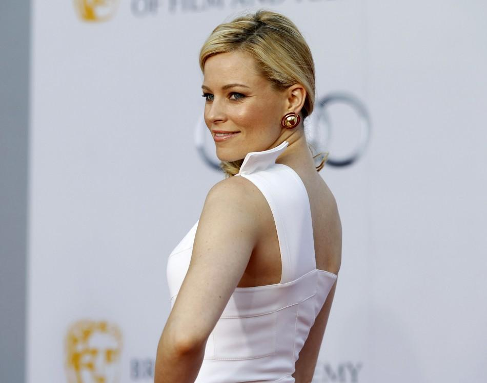 Actress Elizabeth Banks arrives at the BAFTA Brits to Watch event in Los Angeles