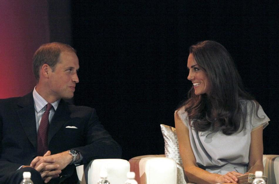 William and Kate, U.S. Tour Day 2