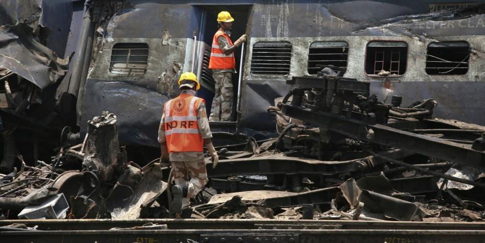 India Train Crash 2