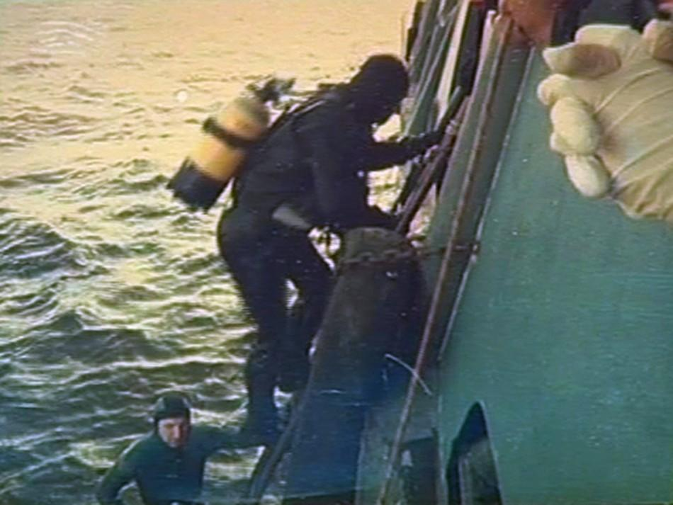 Russian Boat Tragedy (Photo)