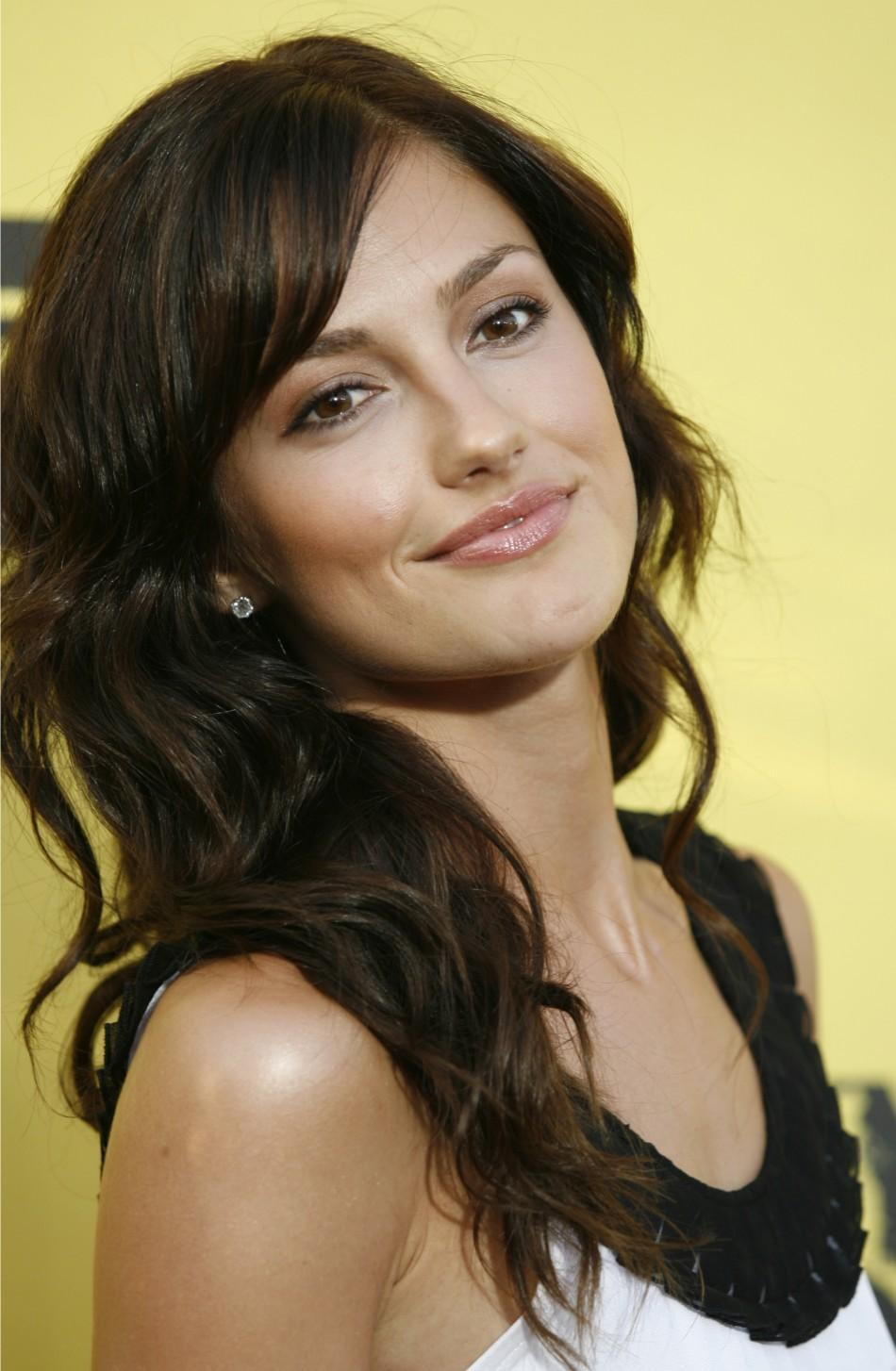 Actress Minka Kelly