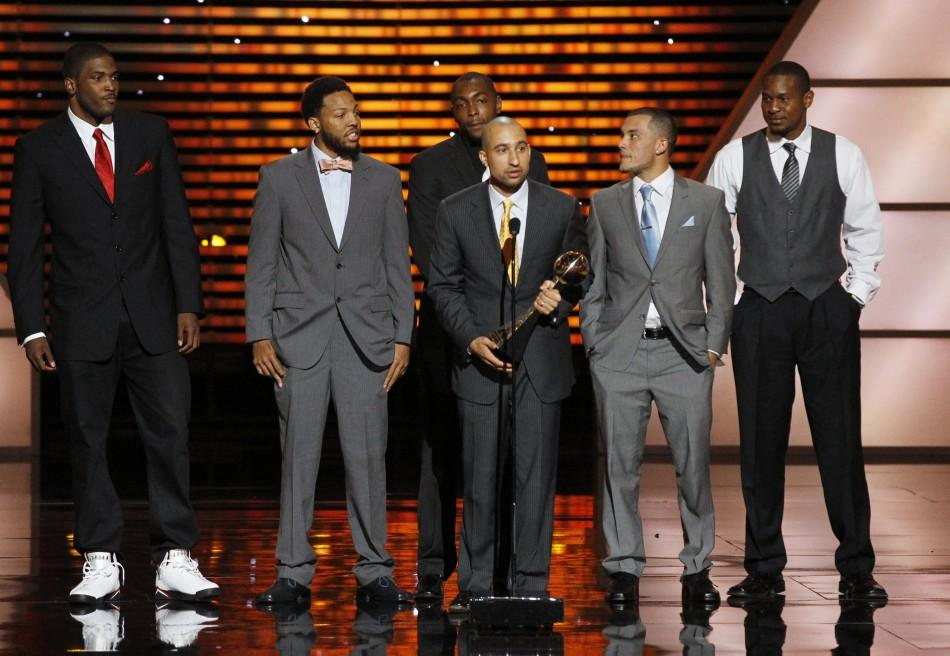 2011 ESPY Awards – Los Angeles (Photo)