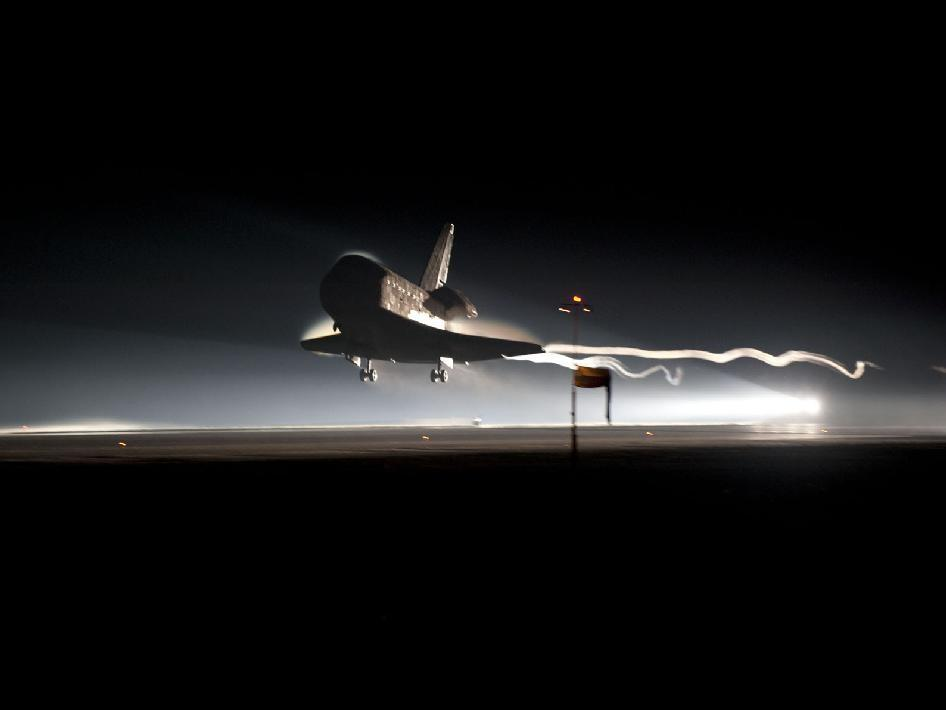 NASA Space Shuttle Atlantis: Return ends Shuttle Era [PHOTOS]
