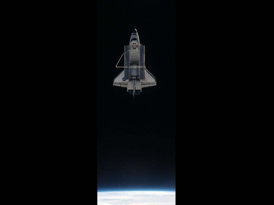 space shuttle return - photo #40