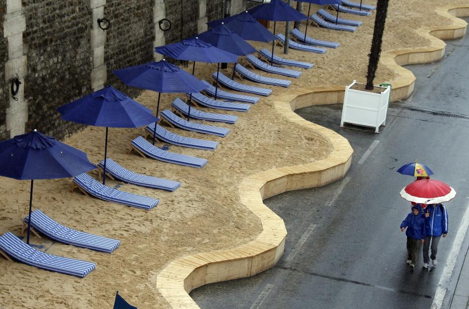 Paris Plages (PICTURES)