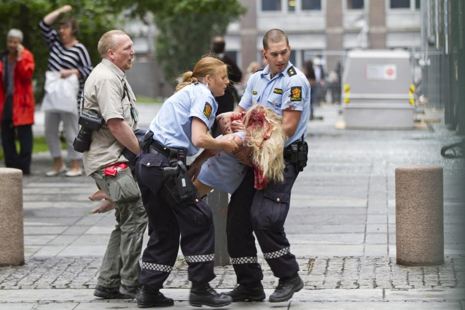 Dozens killed in Norway and Oslo attack