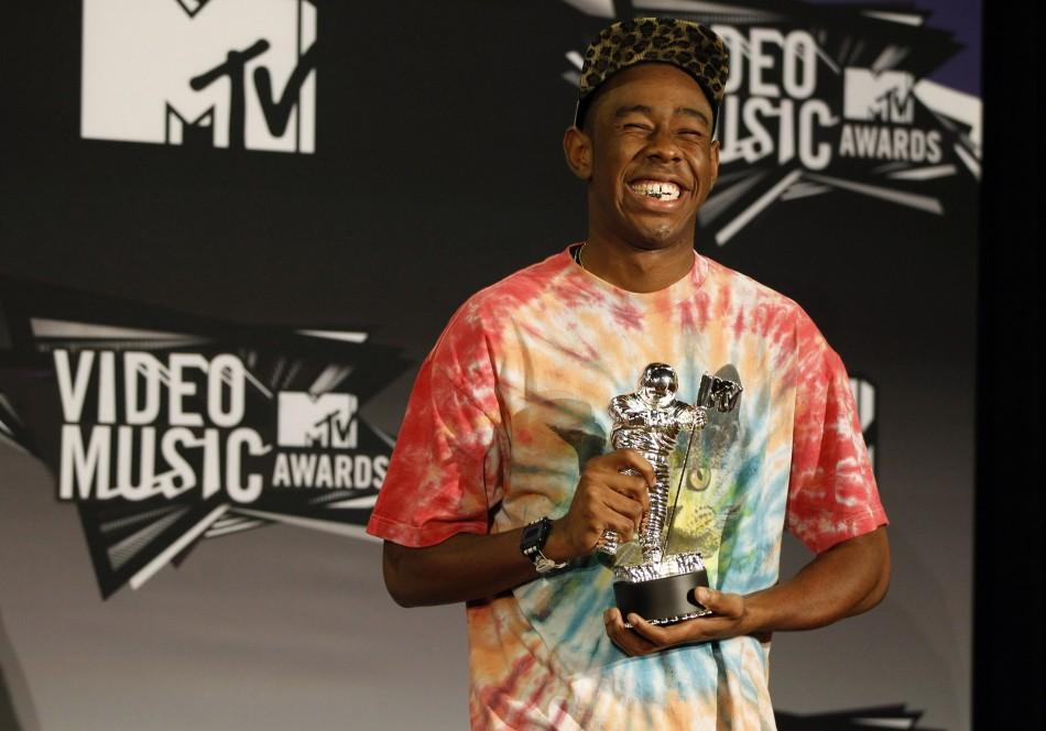 Who Is Tyler The Creator Rapper Shocks At 2011 Mtv Vma