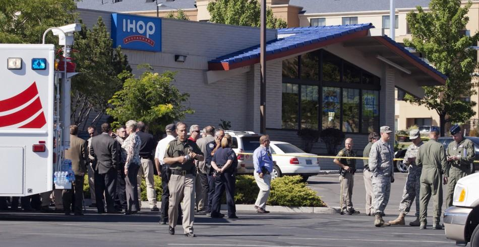 Nevada IHOP Shootout