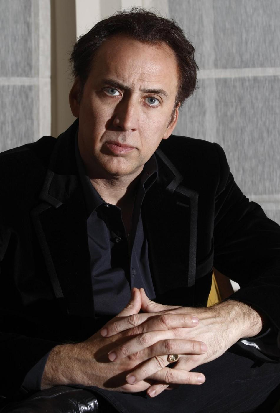 """Nicolas Cage, the 48-year-old actor known for his over-the-top action roles, hasn't been so fortunate when it comes to the box office recently. His latest film """"Ghost Rider: Spirit of Vengeance"""" was expected to dominate ticket sales on its openi"""
