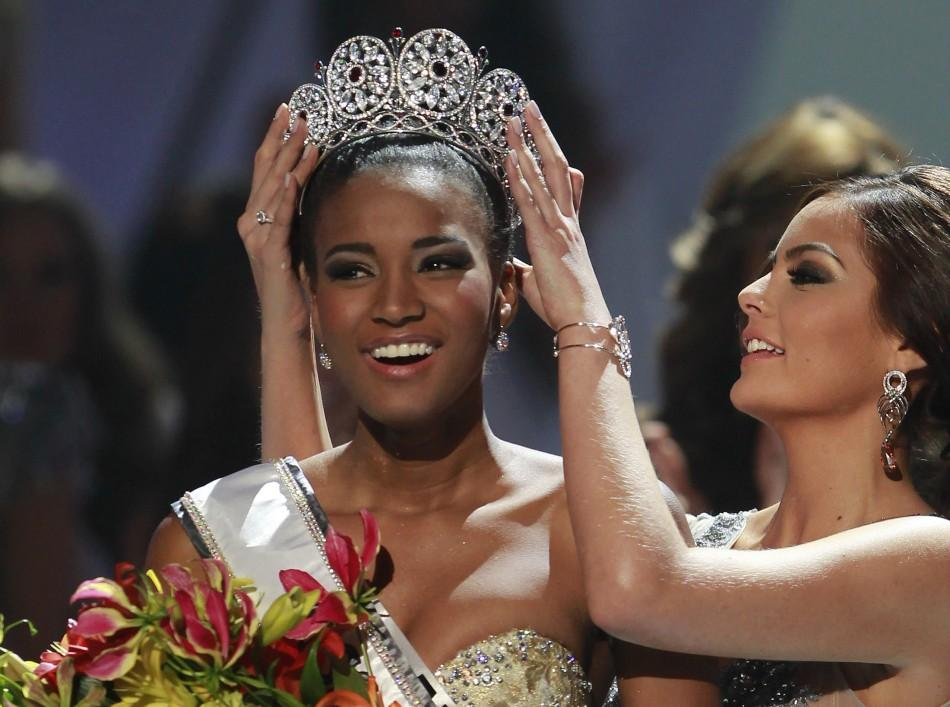 Miss Universe 2011- Leila Lopes