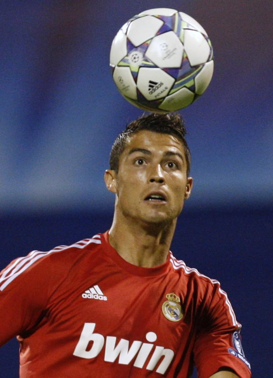 Cristiano Ronaldo: 'I am Rich, Handsome and a Great Player' [PHOTOS]
