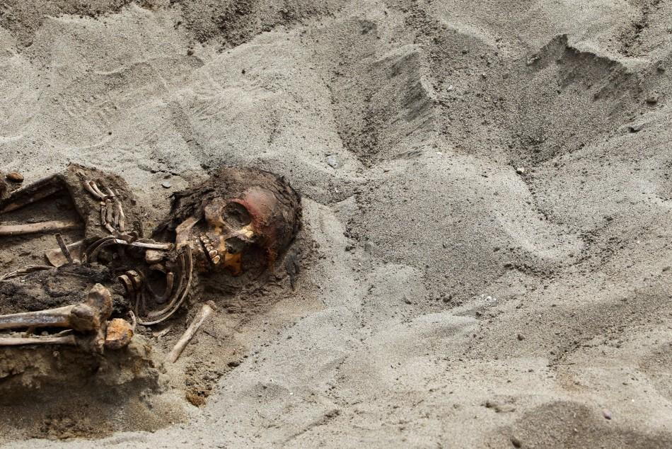 Another Ancient Remains of Children Sacrifices Unearthed in Peru