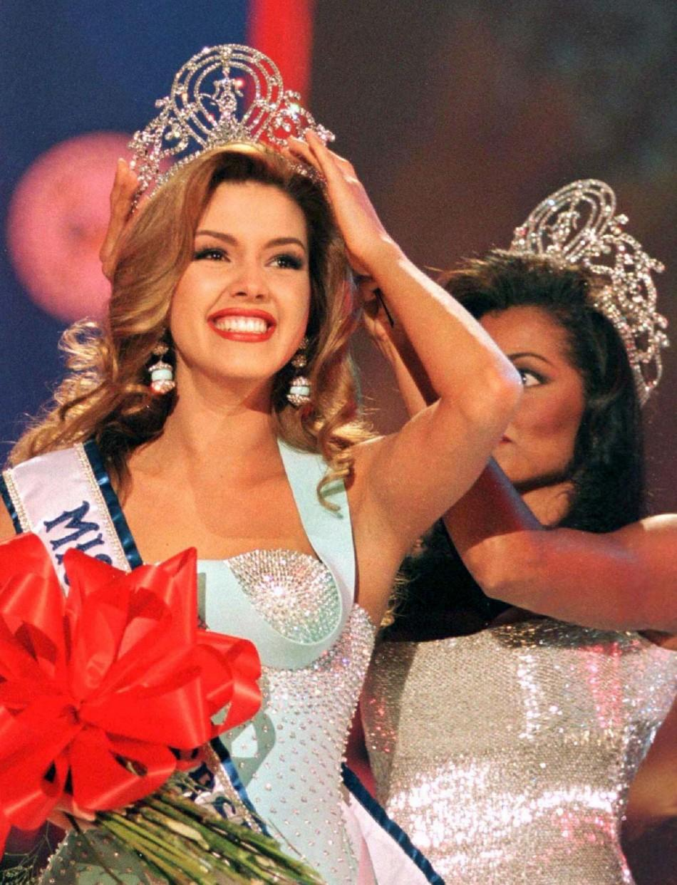 Alicia Machado, Miss Universe 1996