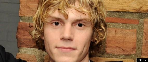 Evan Peters - Tate Langdon