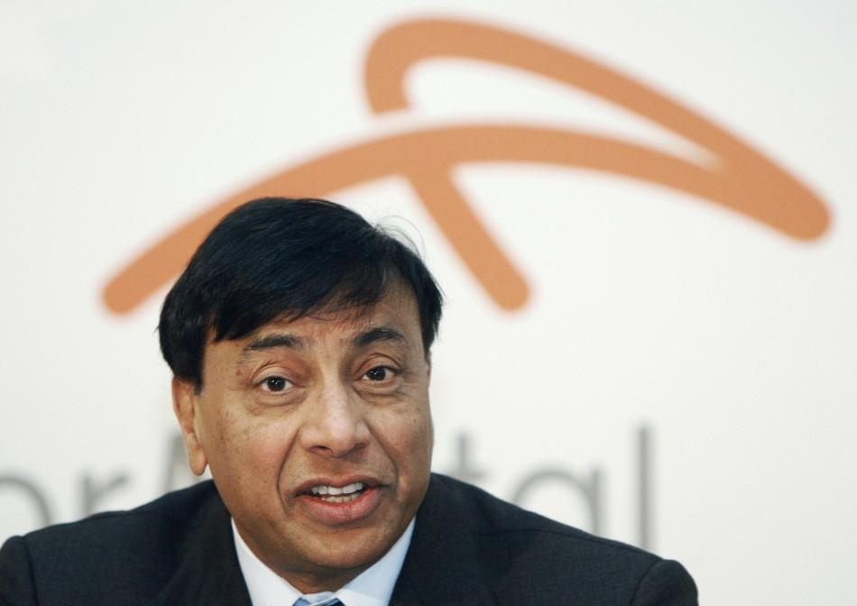 6. Lakshmi Mittal, $31.1 billion, Indian steel magnate