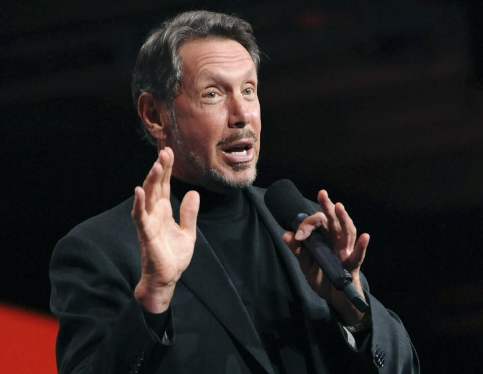 CEO of Oracle Corporation Larry Ellison has also hit the list with his net worth estimated at $33 billion.