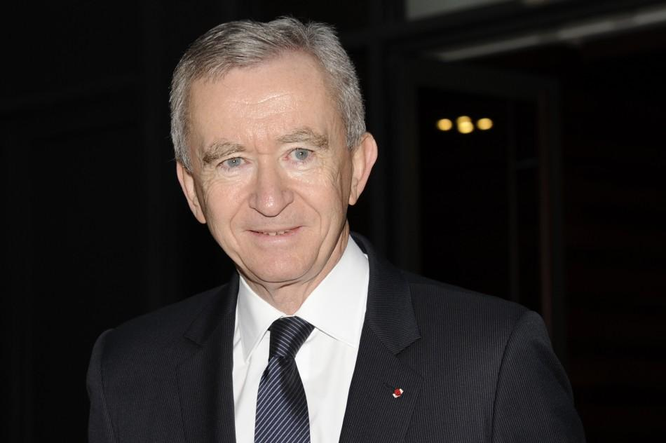 4. Bernard Arnault, $41.0 billion, French businessman