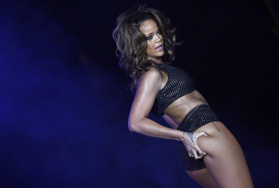 "Rihanna named the ""Sexiest Woman Alive"" by the Esquire Magazine"