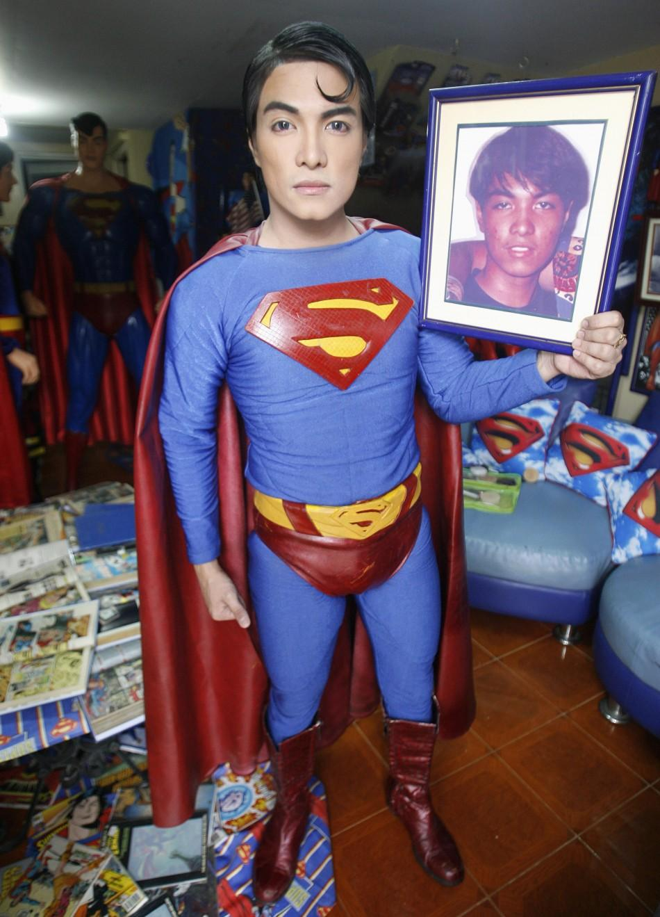 Plastic Surgery Superman