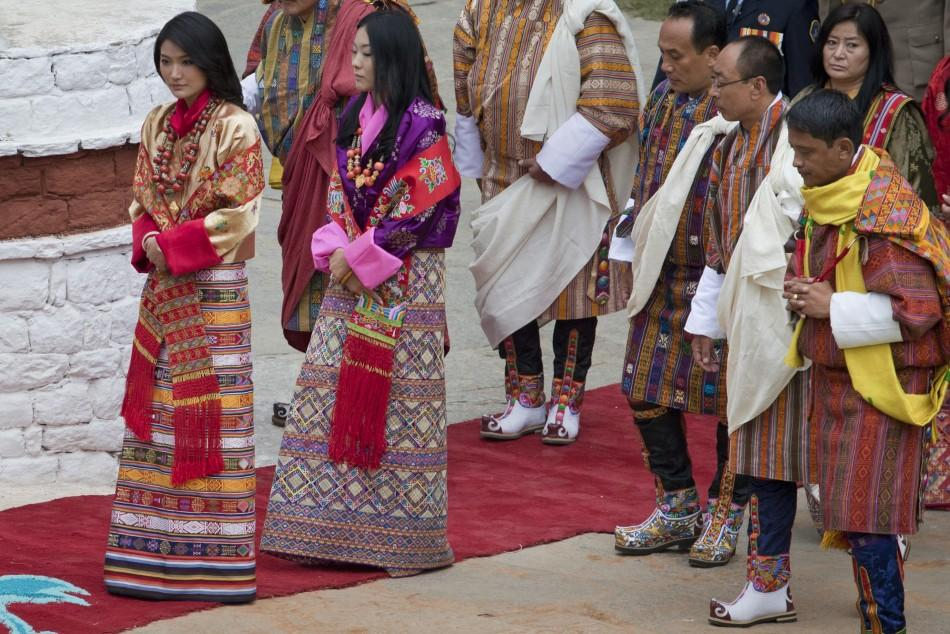 Bhutan Monarch Weds