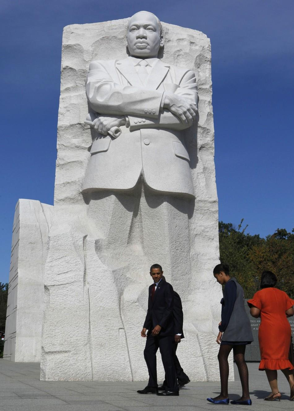 Martin Luther King, Jr. Memorial 3
