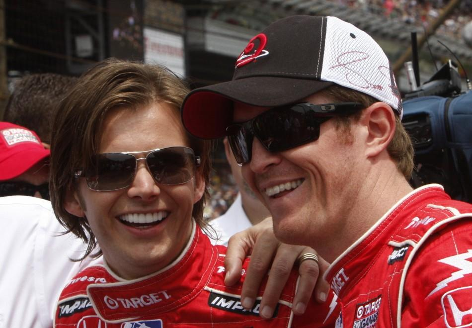 Dan Wheldon Memorial Auction Raises More Than $600000 for Family