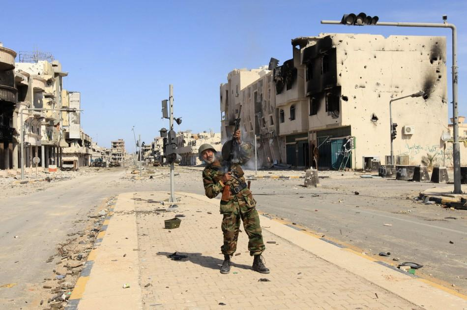 Fall of Sirte
