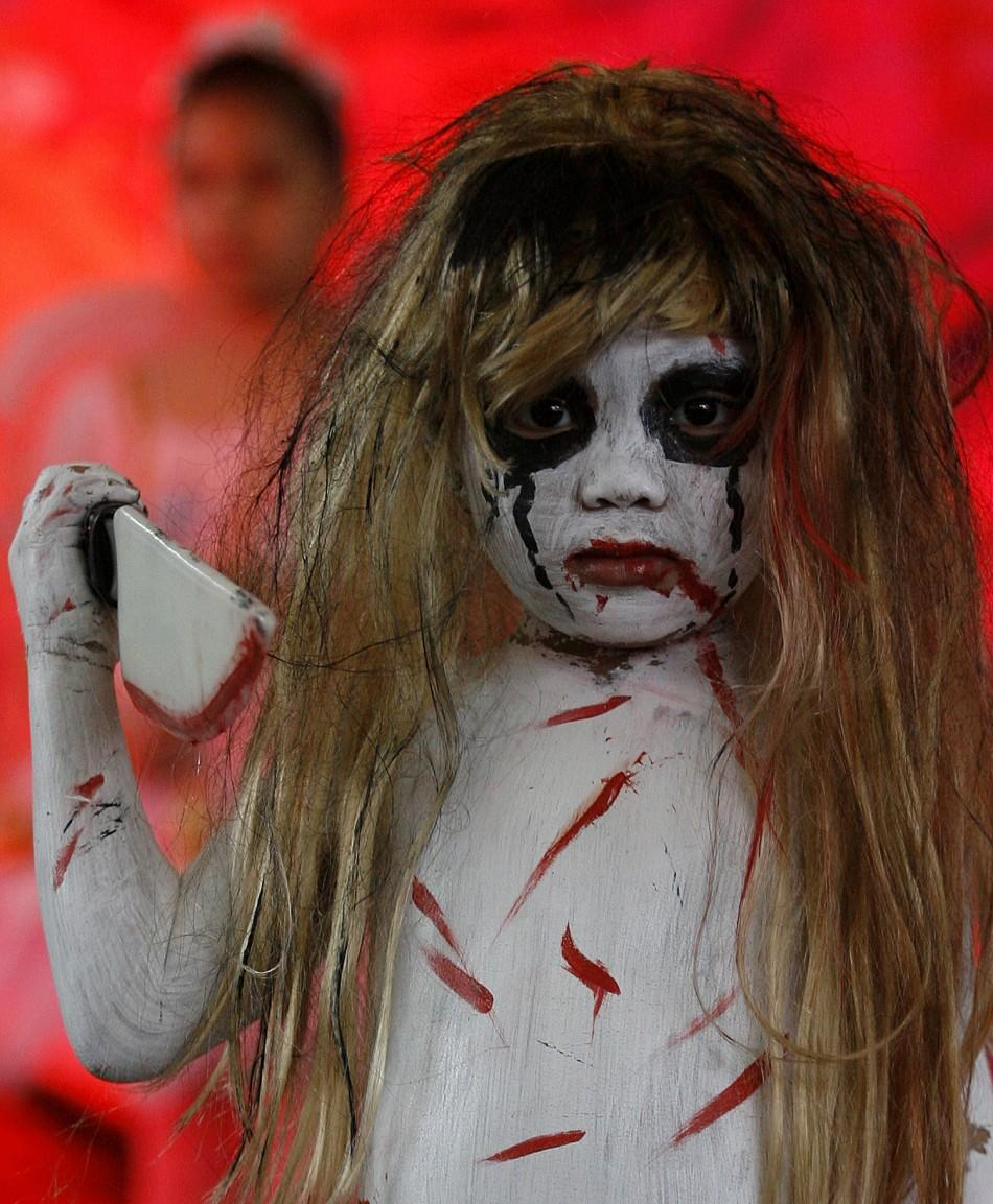 2011 in Review: Top 10 Halloween Costumes of the Year [PHOTOS]