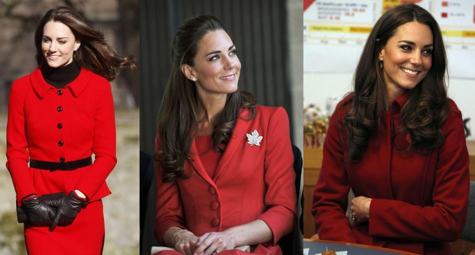 Kate's Affair with Red: When the Duchess Donned the Vibrant Hue