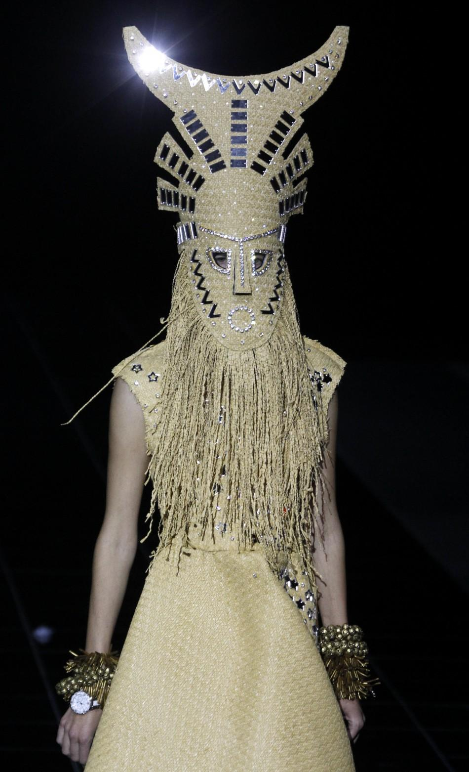 Volvo Fashion Week 2011: Creations by Russian Designer