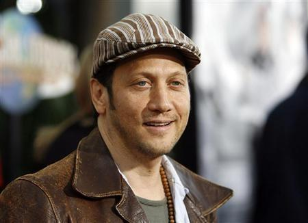 Cast member Rob Schneider attends the premiere of ''I Now Pronounce You Chuck and Larry'' at the Gibson amphitheater in Universal City, California