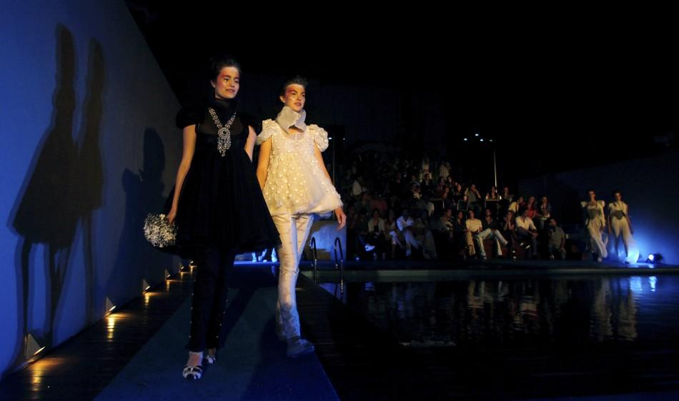 Argentina Holds World's First Gay Wedding Dress Fashion Show