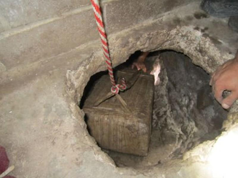 Drug Smuggling Tunnel Found on U.S.-Mexico Border